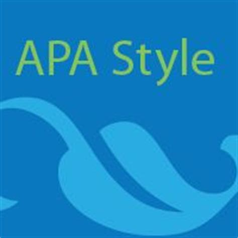 Formatting APA Paper Cover Page And Referencing The